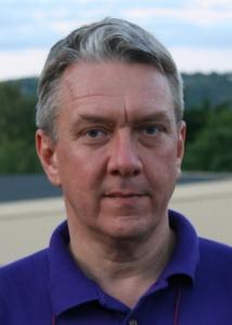 Christian Engström. Fotograf: Lars Johansson