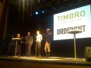 Ordfront och Timbro