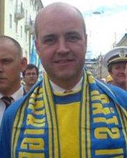 Fredrik Reinfeldt (m), statsminister