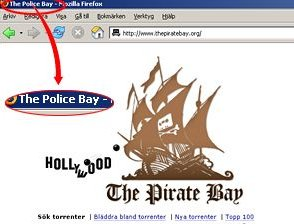 Atal kommer om pirate bay