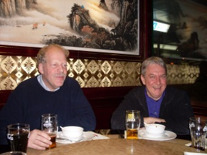 Reinier Bakels, NL och Christian Engström, SE