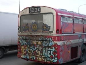 Piratbuseen S23K