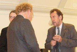 Roger Wallis i oktober 2007