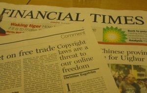 Financial Times 8 juli 2009