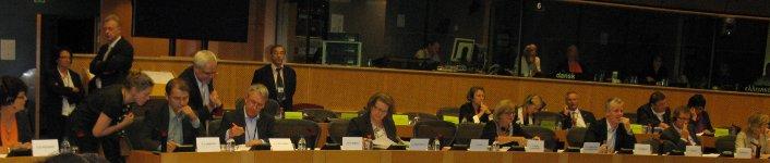 Tredjebehandling av telekompaketet i EU-parlamentet
