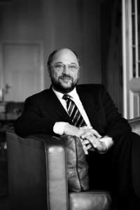 Martin Schulz, President of the European Parliament