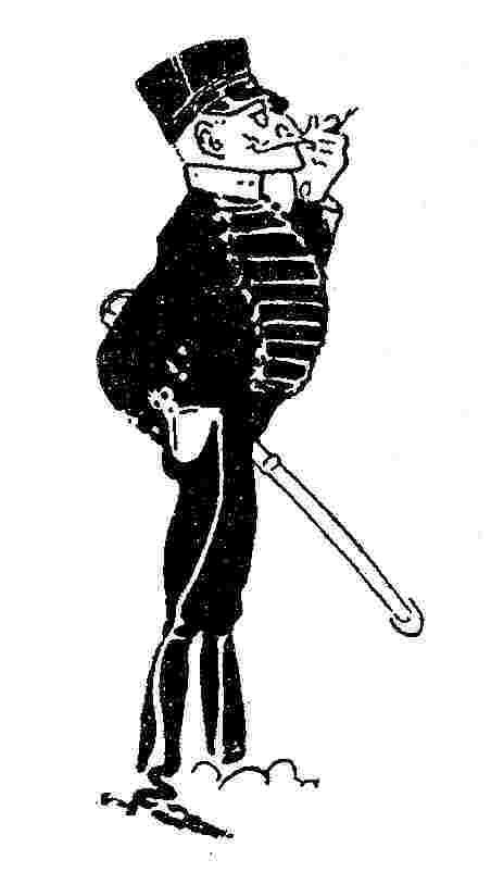 Balladen om Theobald Thor Christian Engström, Pirat