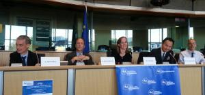 Seminarium i EU-parlamentet om det kommande TTIP-avtalet mellan EU och USA