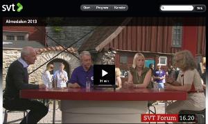 Se samtalet om EU hos SVT Play (31 min)