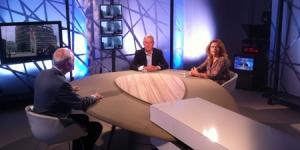Jag och Cecilia Wikström (FP) diskuterar FRA's roll i massövervakningen på SVT2 kl 16:05 idag