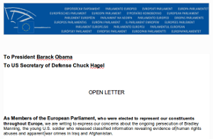 Läs vårt öppna brev till president Obama
