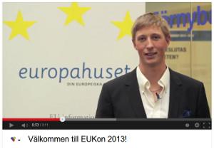 Se videon om Piratpartets EU-konvent den 12 oktober (3 min)