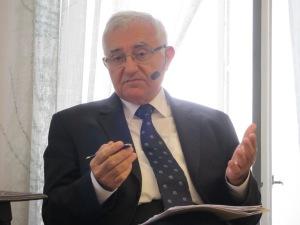Den korrumperade ex-kommissionären John Dalli bedyrade sin oskuld i Almedalen i somras, inbjuden av anti-snus-lobbyisterna