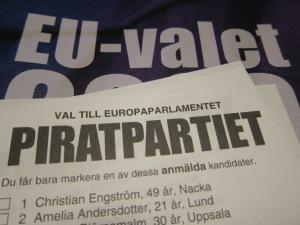 Jag stod först på EU-listan i valsegern 2009, och vill gärna göra det igen i valet 2014