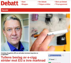 Läs artikeln hos SVT Debatt