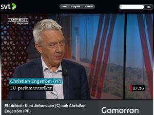 Se debatten hos SVT Play (9 min)