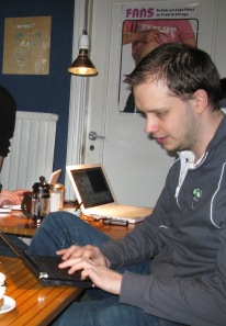 Peter Sunde, tidigare talesperson för The Pirate Bay och EU-kandidat för finska Piratpartiet, har fängslats