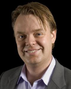 Rick Falkvinge, Piratpartiet