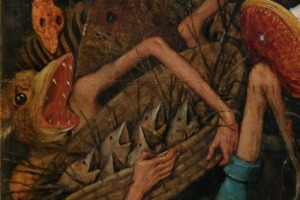 bruegel monster