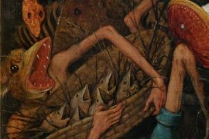 bruegel monster