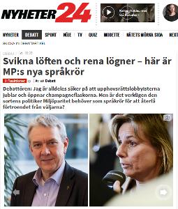 nyheter24 lövin