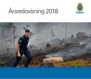 polisens årsredovisning 2018